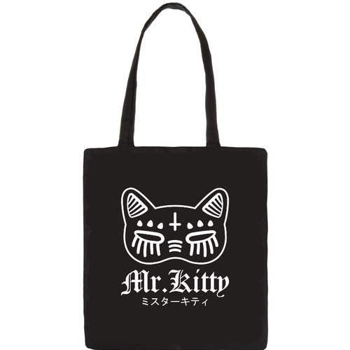 Mr.Kitty Stofftasche